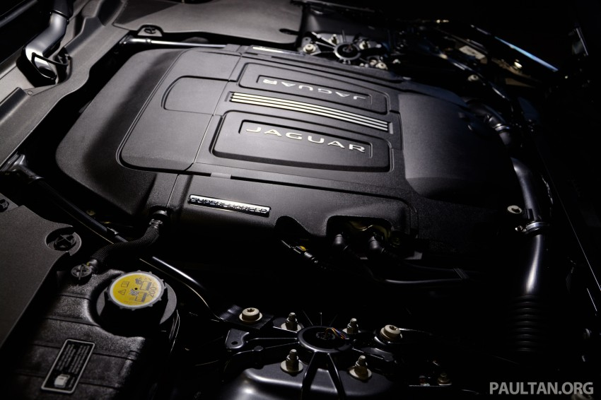 Jaguar F-Type Coupe launched – yours from RM900k Image #283808