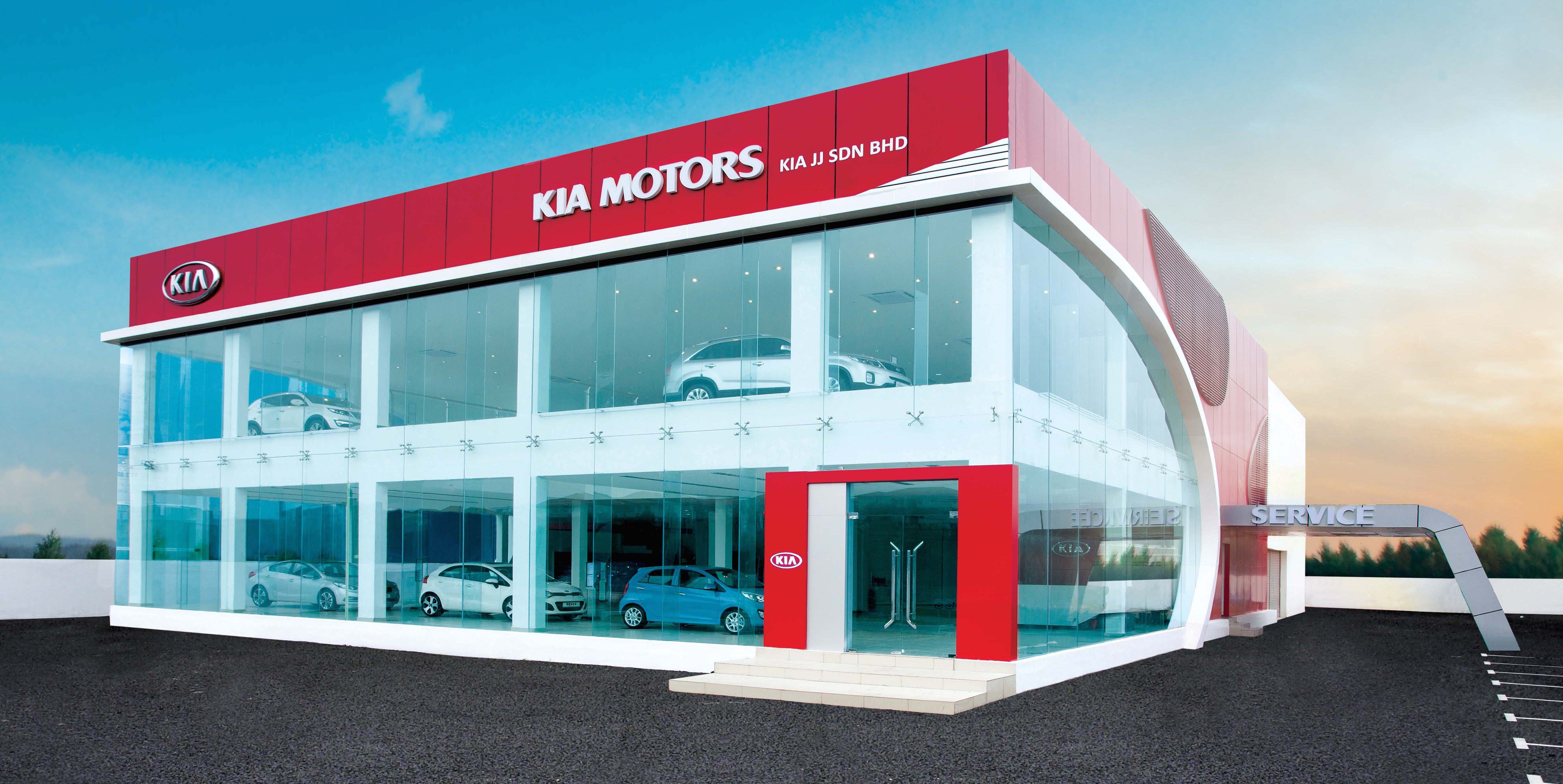 Naza Kia Opens Fourth Red Cube Outlet In Johor Bahru Paul