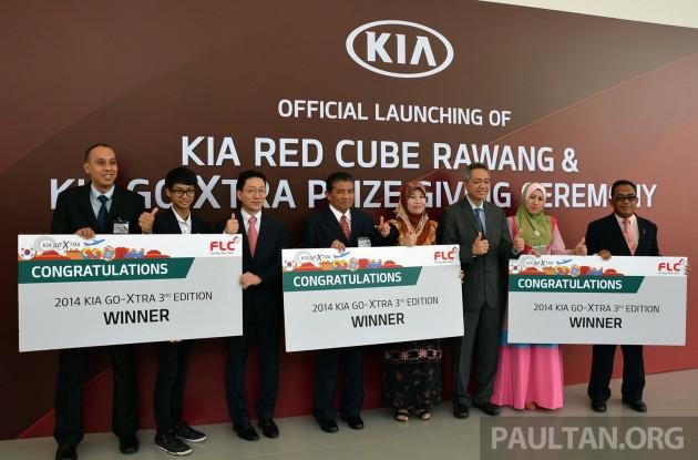 Kia Red Cube Rawang 9