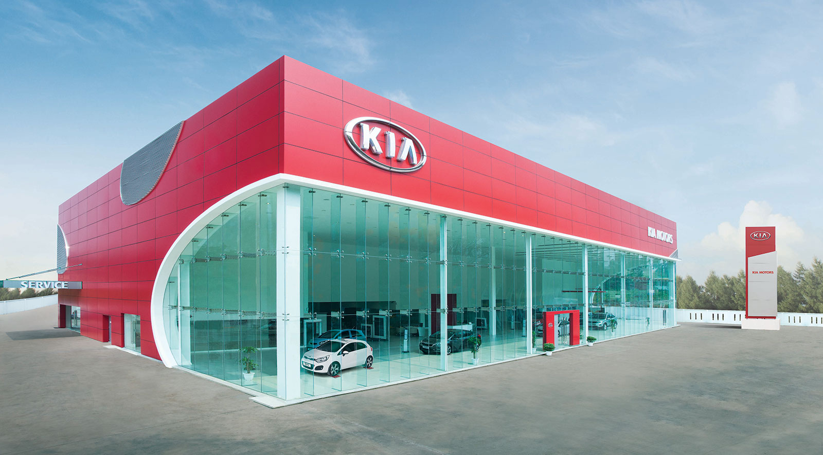 Kia Red Cube Rawang 4s Centre Officially Opens Doors Image