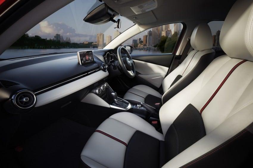 2015 Mazda 2 – European-market supermini detailed Image #285537