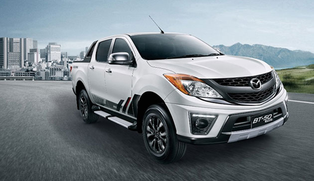 Mazda Bt 50 Pro Eclipse Special Edition For Thailand Image