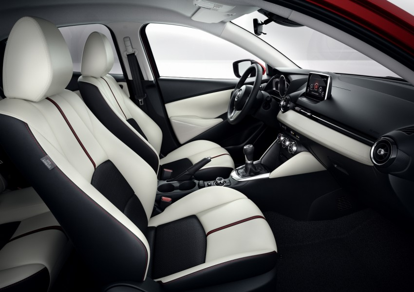 2015 Mazda 2 – European-market supermini detailed Image #285540