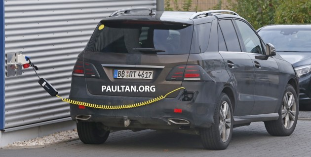 Mercedes ML-GLE Plugin hybrid 7 copy