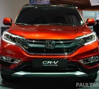 Paris 2014 Honda CR-V 6