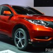 Paris 2014 Honda HR-V 13
