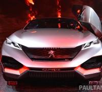 Paris 2014 Peugeot Quartz 4