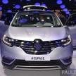 Paris 2014 Renault Espace 18