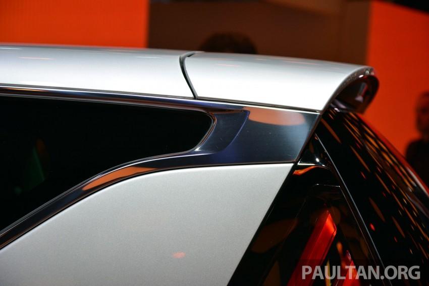 Paris 2014: New Renault Espace snapped before unveil Image #277261