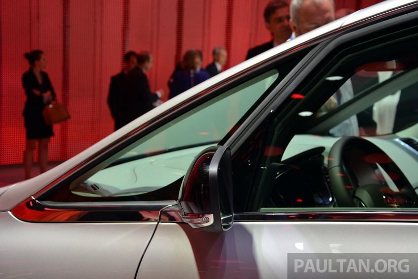 Paris 2014: New Renault Espace snapped before unveil Image #277262