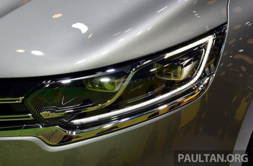 Paris 2014: New Renault Espace snapped before unveil Image #277264