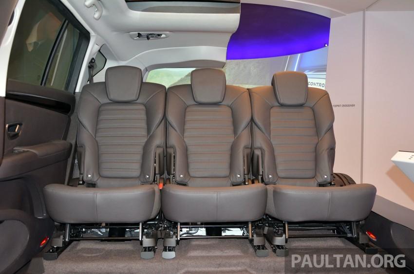 Paris 2014: New Renault Espace snapped before unveil Image #278686