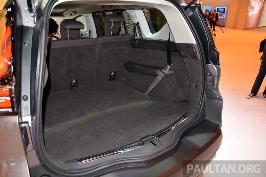 Paris 2014: New Renault Espace snapped before unveil Image #277239