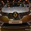 Paris 2014 Renault Espace 7