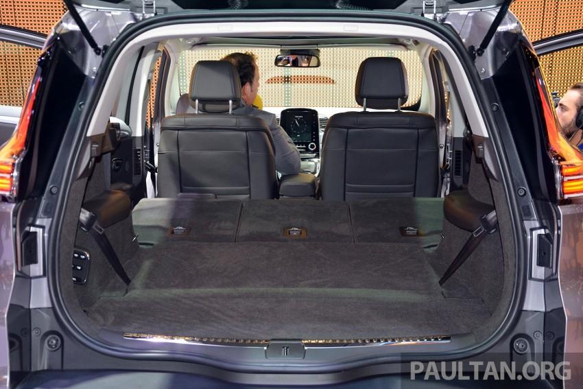 Paris 2014: New Renault Espace snapped before unveil Image #277569