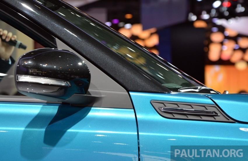 Suzuki Vitara – B-segment SUV fully unveiled in Paris Image #277881