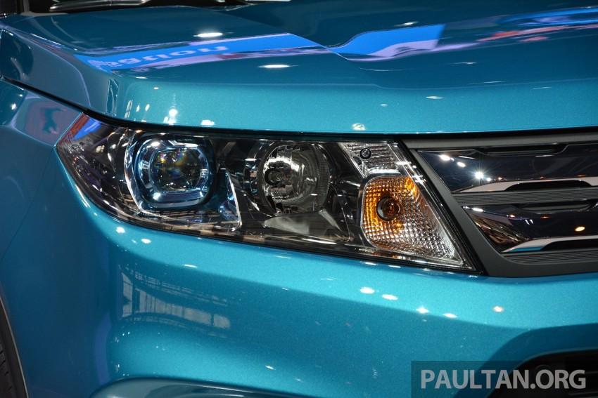 Suzuki Vitara – B-segment SUV fully unveiled in Paris Image #277884