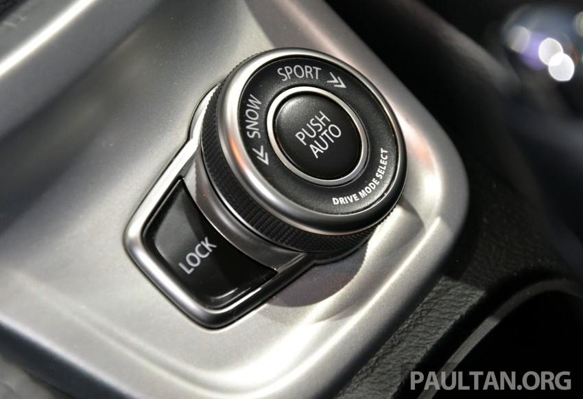Suzuki Vitara – B-segment SUV fully unveiled in Paris Image #277867