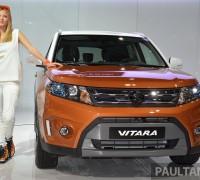 Paris 2014 Suzuki Vitara 9