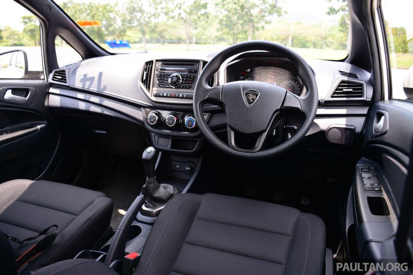 GALLERY: New Proton Iriz – spec-by-spec comparison Image #281343