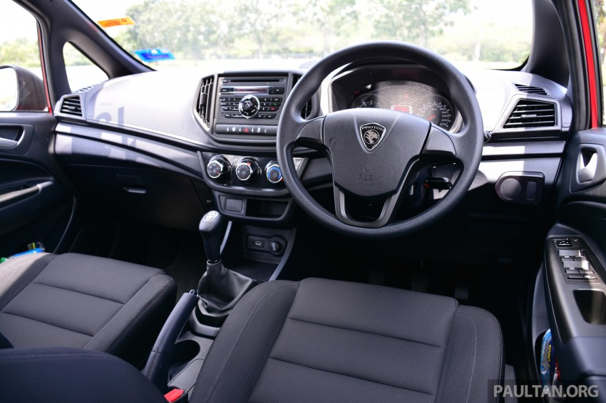 GALLERY: New Proton Iriz – spec-by-spec comparison Image #281325