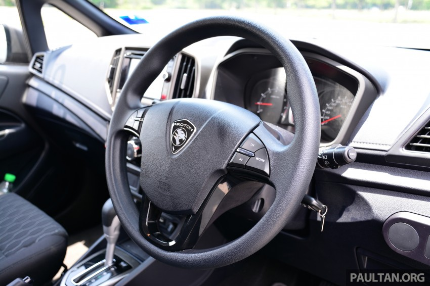GALLERY: New Proton Iriz – spec-by-spec comparison Image #281366