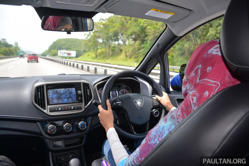 DRIVEN: Proton Iriz 1.3 MT and 1.6 CVT full review Image #281400