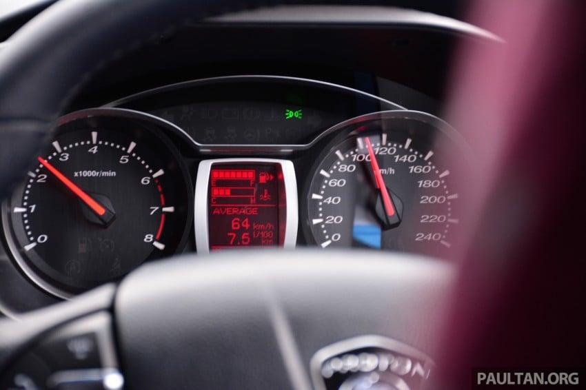 DRIVEN: Proton Iriz 1.3 MT and 1.6 CVT full review Image #281401