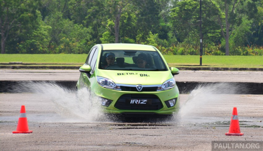 DRIVEN: Proton Iriz 1.3 MT and 1.6 CVT full review Image #281528