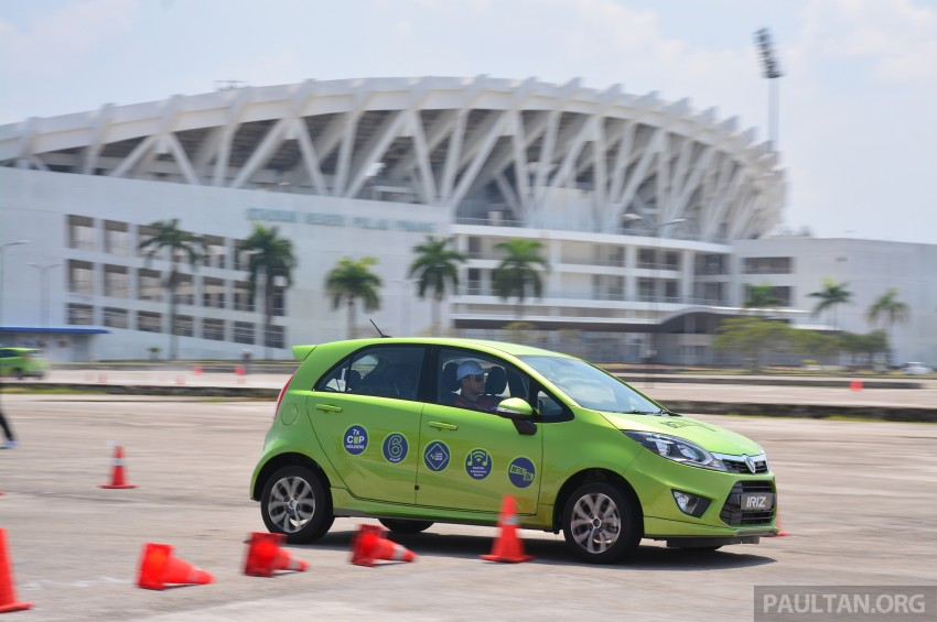 DRIVEN: Proton Iriz 1.3 MT and 1.6 CVT full review Image #281532