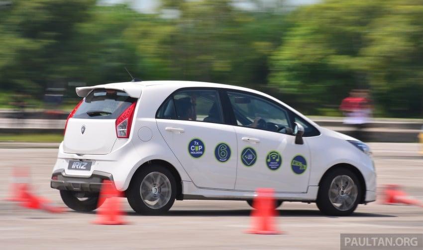 DRIVEN: Proton Iriz 1.3 MT and 1.6 CVT full review Image #281534
