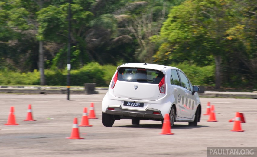 DRIVEN: Proton Iriz 1.3 MT and 1.6 CVT full review Image #281536