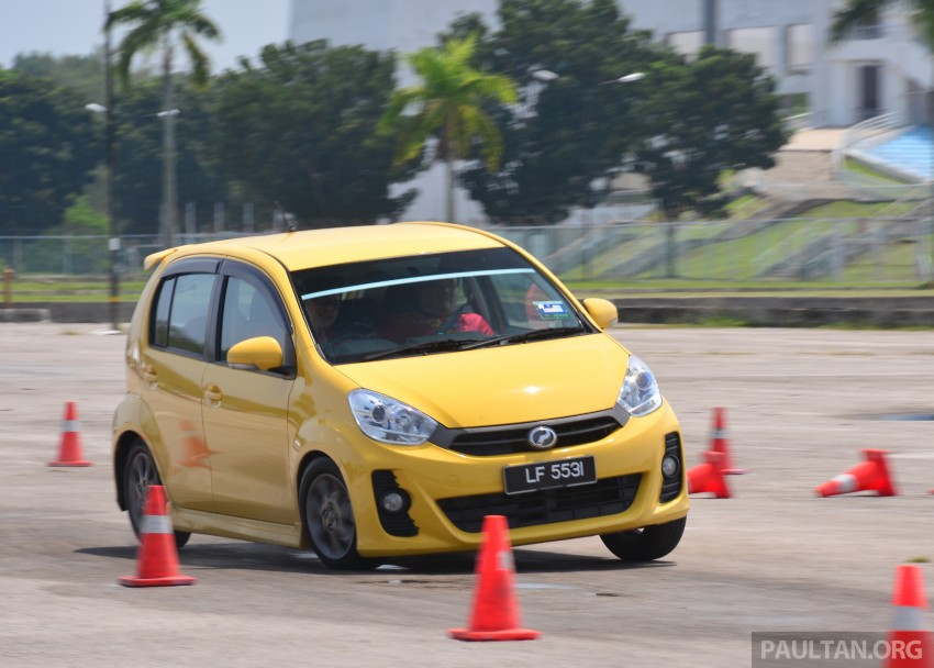 DRIVEN: Proton Iriz 1.3 MT and 1.6 CVT full review Image #281537