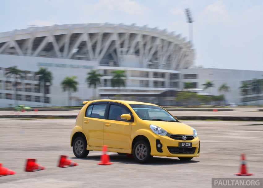 DRIVEN: Proton Iriz 1.3 MT and 1.6 CVT full review Image #281538