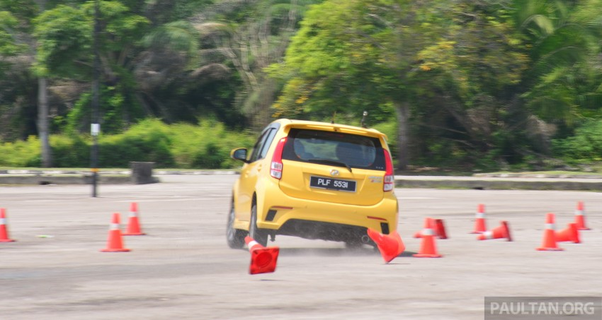 DRIVEN: Proton Iriz 1.3 MT and 1.6 CVT full review Image #281541