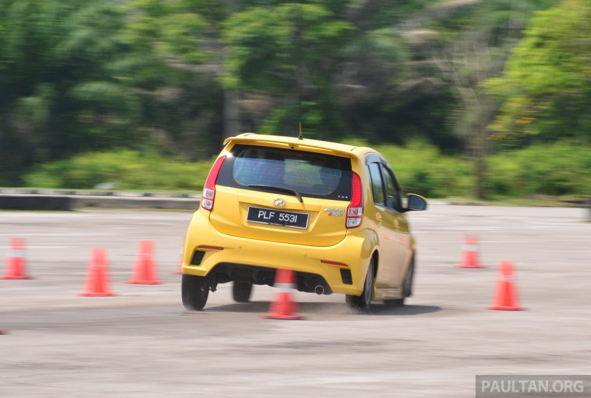 DRIVEN: Proton Iriz 1.3 MT and 1.6 CVT full review Image #281542