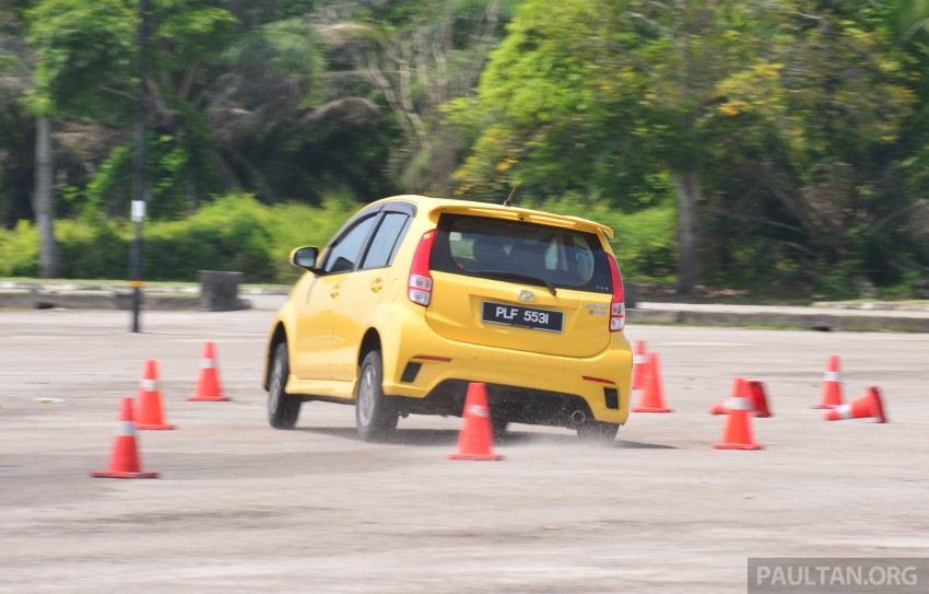 DRIVEN: Proton Iriz 1.3 MT and 1.6 CVT full review Image #281543