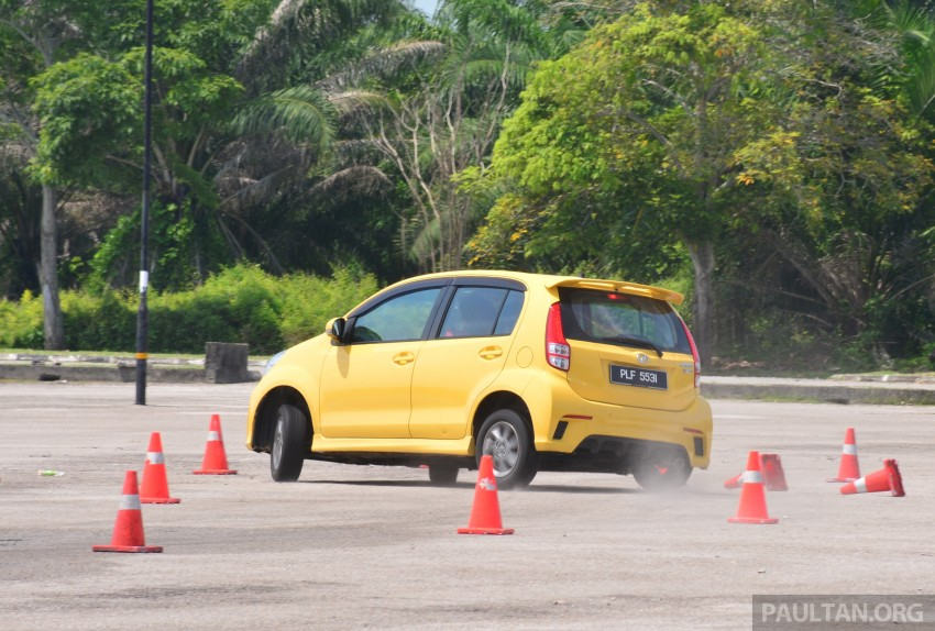 DRIVEN: Proton Iriz 1.3 MT and 1.6 CVT full review Image #281544