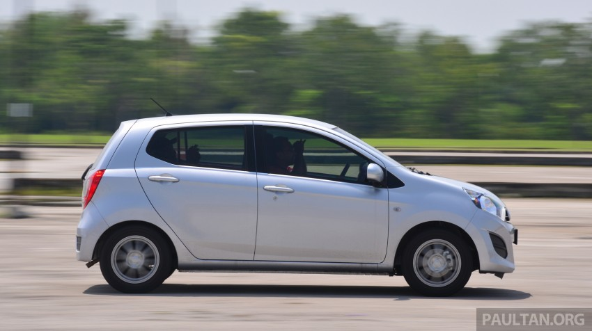 DRIVEN: Proton Iriz 1.3 MT and 1.6 CVT full review Image #281545