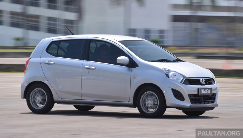 DRIVEN: Proton Iriz 1.3 MT and 1.6 CVT full review Image #281546