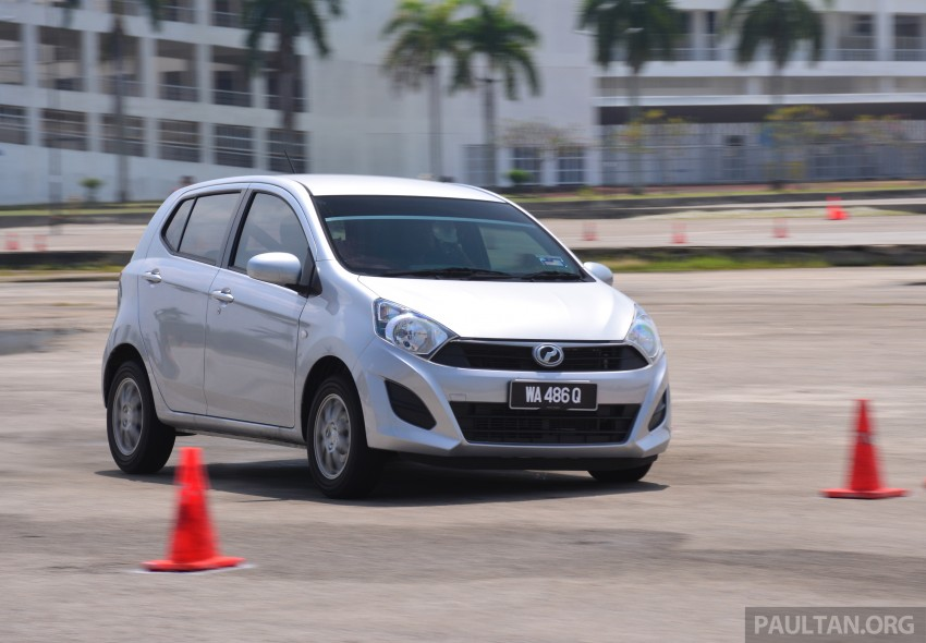 DRIVEN: Proton Iriz 1.3 MT and 1.6 CVT full review Image #281547