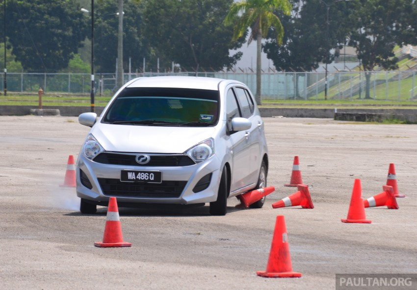 DRIVEN: Proton Iriz 1.3 MT and 1.6 CVT full review Image #281548