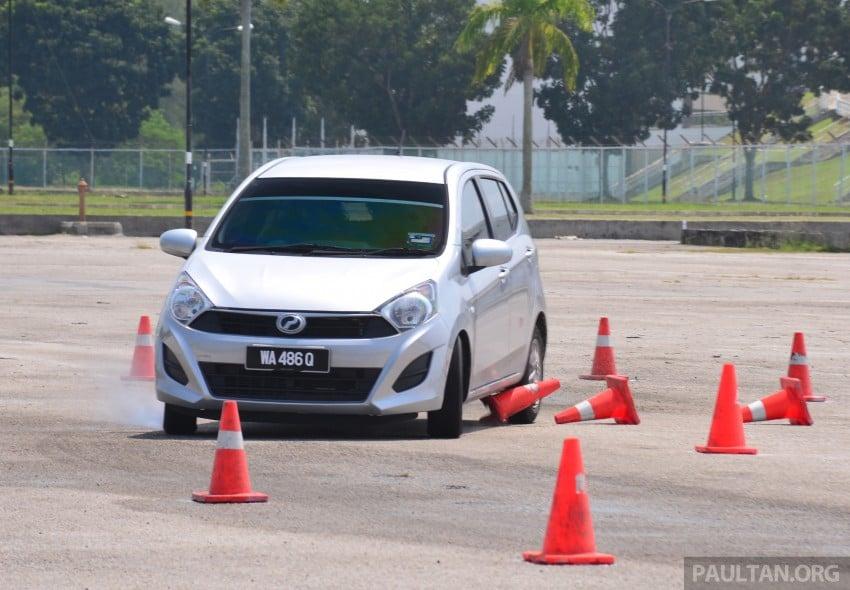 DRIVEN: Proton Iriz 1.3 MT and 1.6 CVT full review Image #281548