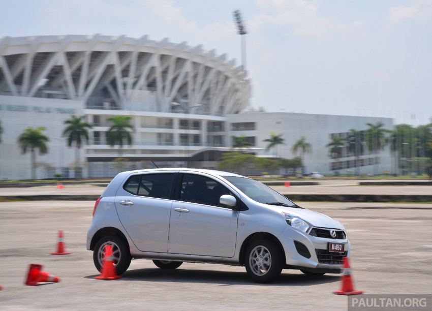 DRIVEN: Proton Iriz 1.3 MT and 1.6 CVT full review Image #281549