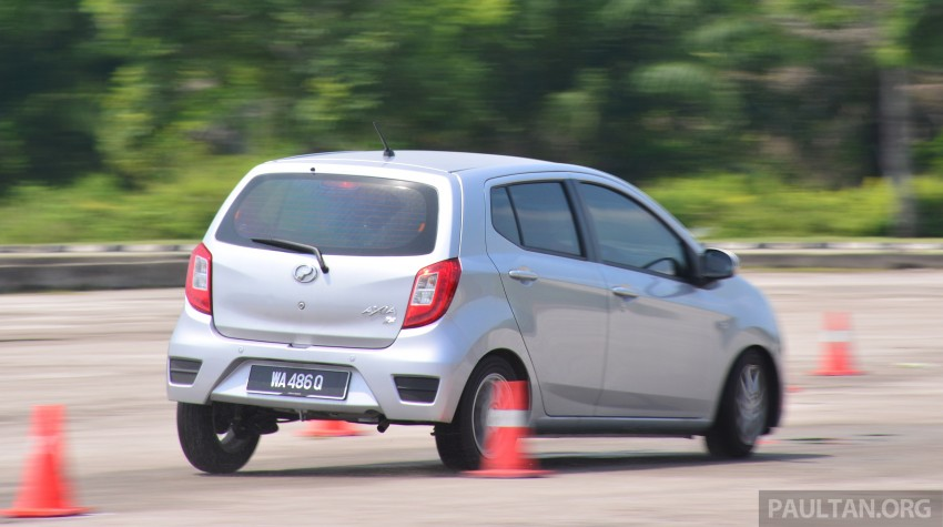DRIVEN: Proton Iriz 1.3 MT and 1.6 CVT full review Image #281551