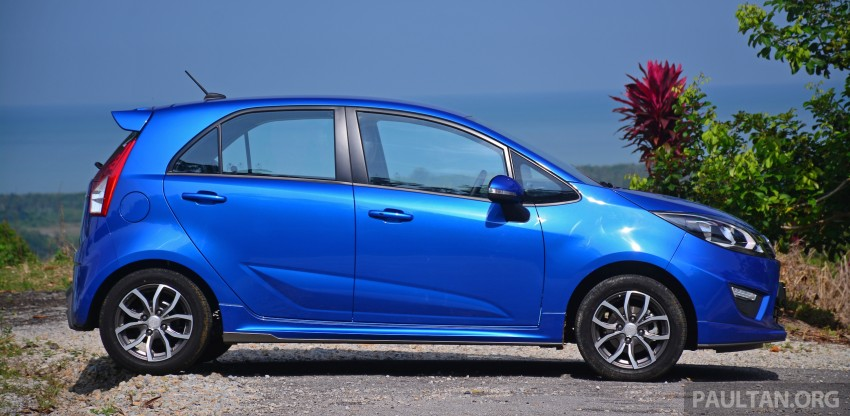 DRIVEN: Proton Iriz 1.3 MT and 1.6 CVT full review Image #281454