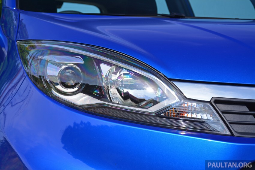 DRIVEN: Proton Iriz 1.3 MT and 1.6 CVT full review Image #281455