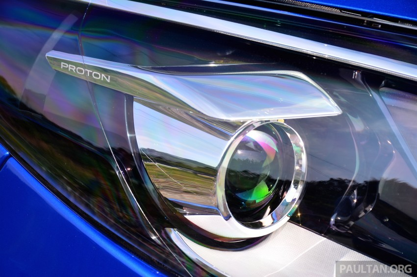 DRIVEN: Proton Iriz 1.3 MT and 1.6 CVT full review Image #281457