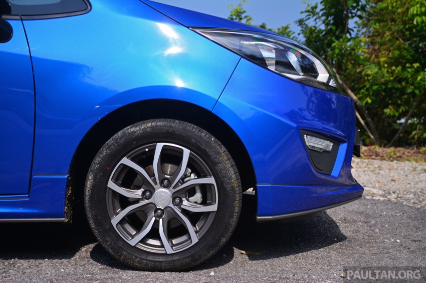 DRIVEN: Proton Iriz 1.3 MT and 1.6 CVT full review Image #281465