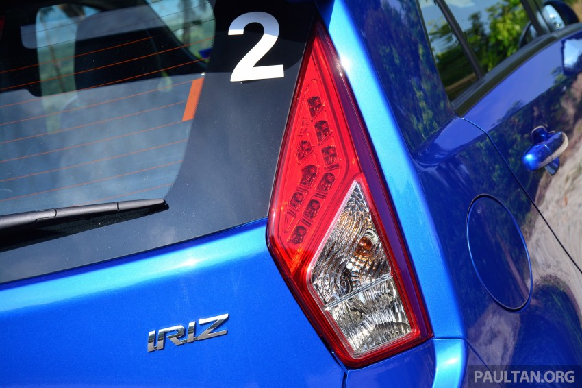 DRIVEN: Proton Iriz 1.3 MT and 1.6 CVT full review Image #281472